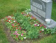 New Light Cemetery gravesite for Ciocci