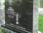 New Light Cemetery gravesite for Lurye