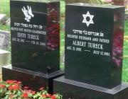 New Light Cemetery gravesite for Tureck