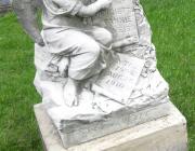 New Light Cemetery gravesite for Weiss